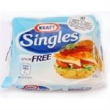 Kraft Singles Light Fat Free // 250 gm