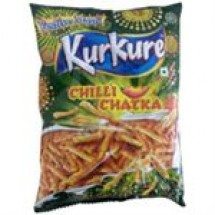 Kurkure Chilli Chatka // 115 gm