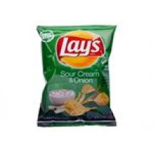 Lays Sour Cream & Onion // 28.3 gm