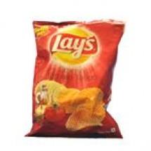 Lays Spanish Tomato Tango Chips // 52 gm