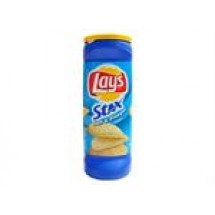 Lays Stax Salt & Vinegar // 156 gm