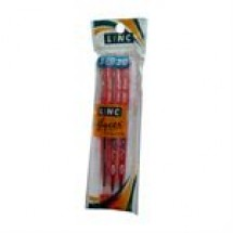 Linc Slycer Ball Pen Red // each