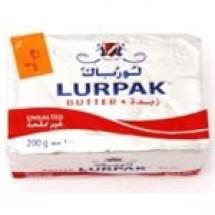 Lurpak Butter Unsalted // 200 gm
