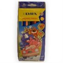 Lyra Coloured Pencils // 12 pcs