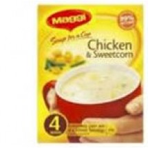 Maggi Healthy Chicken Corn Soup // 25 gm