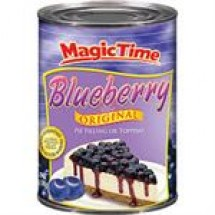 Magic Time Blueberry Pie Filling // 500 gm