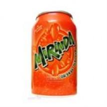 Mirinda Orange Can // 330 ml