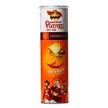 Mister Potato Chips Hot & Spicy // 160 gm