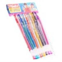 Montex Glitter Pen // 10 pcs