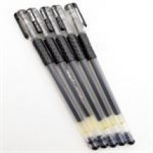 Montex Hy Speed Extra Smart Gel Pen Black // each