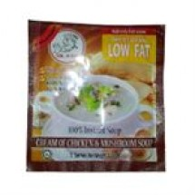 Mr. Soup Cream Of Chicken & Mushroom Soup // 22 gm