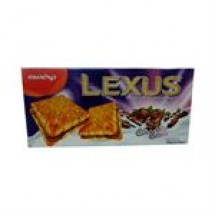 Munchys Lexus Chocolate Cream Sandwich Cracker // 150 gm
