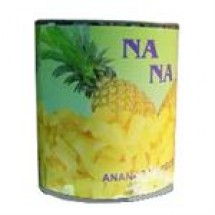 Nana Pineapple Sliced Can // 565 ml