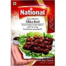 National Tikka Boti // 50 gm