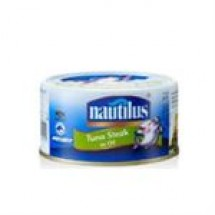 Nautilus Tuna Steak In Oil // 185 gm