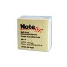 Note Fix Post it Notes // 6 pcs