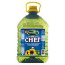 Olitalia Chef Blended Oil Sunflower Extra Virgin Olive Oil // 5 ltr