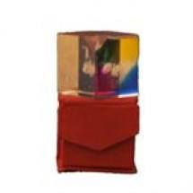 Paper Weight Glass // each