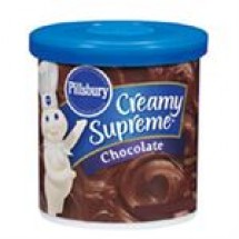 Pillsbury Creamy Chocolate Icing // 250 gm