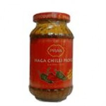 Pran Naga Chilli Pickle // 300 gm