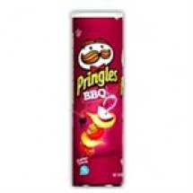 Pringles BBQ Potato Chips // 181 gm