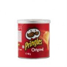 Pringles Original Potato Crisps // 37 gm