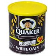 Quaker White Oats // 500 gm