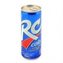 RC Cola Can // 250 ml