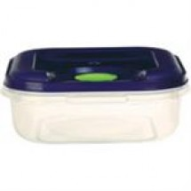 Rfl Fresco Square Container with Valve // 800 ml