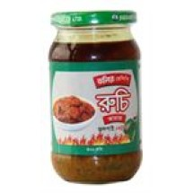 Ruchi Olive Pickle Extra Hot // 400 gm