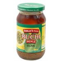 Ruchi Olive Pickle // 400 gm