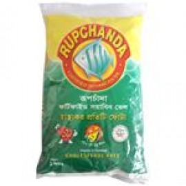 Rupchanda Soybean Oil (poly) // 1 ltr