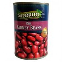 Saporito Red Kidney Beans // 400 gm