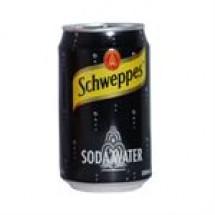 Schweppes Soda Water // 300 ml
