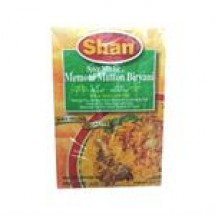 Shan Memoni Mutton Biryani Mix // 50 gm