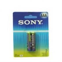 Sony AAA Batteries // 2 pcs