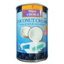 Thai Choice Coconut Cream // 400 ml