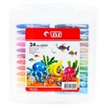 TiTi Oil Pastels // 24 pcs