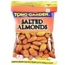 Tong Garden Salted Almonds // 40 gm