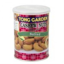 Tong Garden Salted Cashew Nuts Can // 150 gm