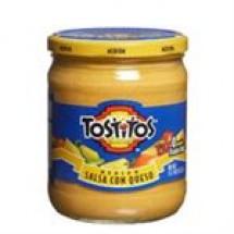 Tostitos Queso Salsa Medium Jar // 425 gm
