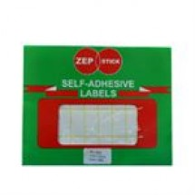 Zep Stick Self Adhesive Labels // 240 pcs