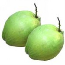 Green Coconut (Daab) //  each