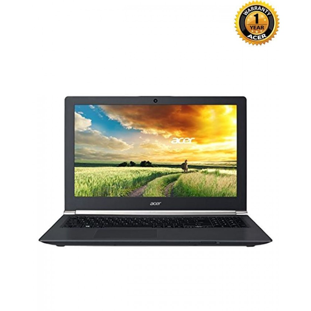 Acer Aspire VN7-571G-7695 – V15 Nitro Black Edition - Core i7 – 4GB RAM - 1TB HDD & 256GB SSD - NVIDIA GeForce GT950M 4GB - 15.6'' - Black