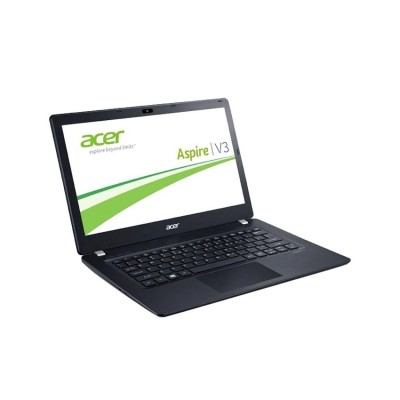 "Acer Aspire V3-372-56GQ - Core i5-6200-2.3GHz - 8GB RAM - 1TB HDD - Backlit Keyboard - 13.3"" - Black"