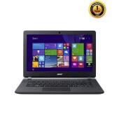 Acer Aspire ES1-331-P3B1 - Pentium Quad Core N3700 - 4GB RAM - 1TB HDD - 13.3'' LED - Intel HD Graphics – Linux – Black