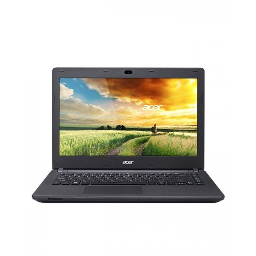 "Acer Aspire ES1-431-P8LA - Pentium Quad Core-3700 – 4GB RAM – 1TB HDD – 14"" LED - Intel HD Graphics – Linux – Black"