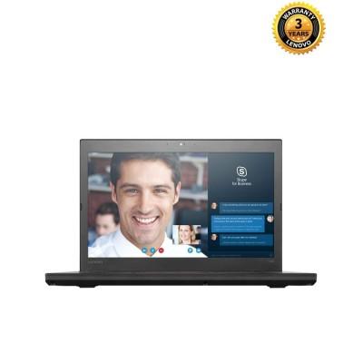 Lenovo Thinkpad X260 Laptop - Intel i7 - 8GB RAM - 500GB HDD – 12.5'' HD Displays - Intel HD Graphics - Free DOS – Black