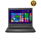 "Acer Aspire E5-491G-54UX - Core i5-6300HQ-2.3GHz - 8GB RAM - 1TB HDD - Graphics GT 940 2GB - Backlit Keyboard - 15.6""HD - Black"
