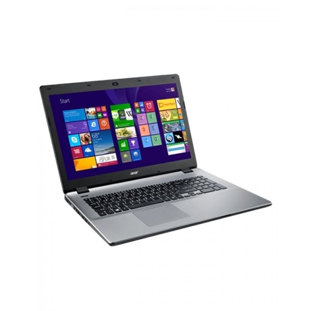 "Acer Aspire E5-475-3186 - Core i3-6100U-2.3 GHz - 4GB RAM - 1TB HDD - 14"" - Gray"